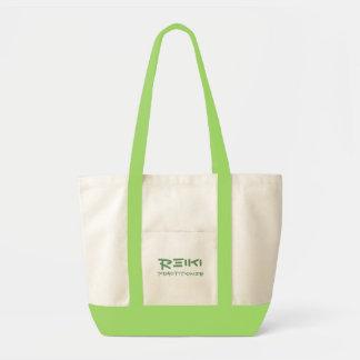Practitioner, Reiki Impulse Tote Bag