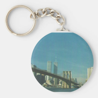Pre 9/11/01 New York key chain