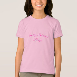 Pretty Princess Swag Tee Shirts