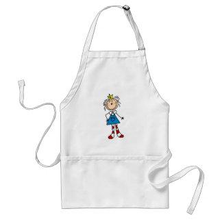 Princess Annie Ragdoll Tshirts and Gifts Standard Apron