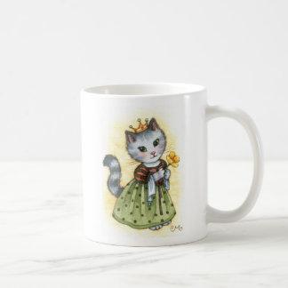 Princess Poppy - Cute Cat Mug