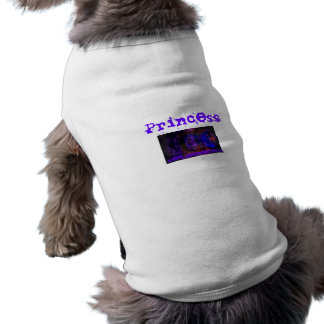 Princess, Von Knoblock Sleeveless Dog Shirt
