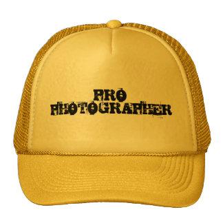 PRO PHOTOGRAPHER Hat
