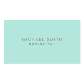 Professional Cosmetologist Elegant Fashion Plain Pack Of Standard Business Cards