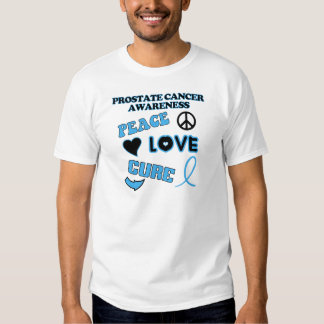 Prostate Cancer Awareness Tshirts