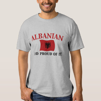 Proud Albanian Shirt