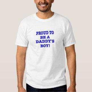 Proud Daddy's Boy T-shirt