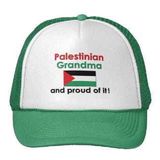 Proud Palestinian Grandma Cap