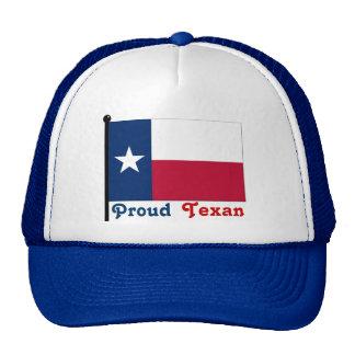 Proud Texas Cap
