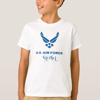 Proud U.S. Air Force Brother T-Shirt