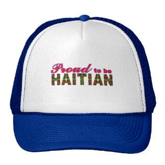 proudhaitian02r cap