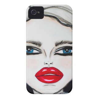Prussian Blue - Wendy Buiter - 2016 iPhone 4 Cases