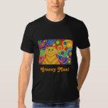 'Psy-cat-delic 'Groovy Man!' t-shirt