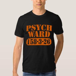Psych Ward Funny T Shirt