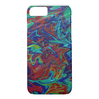 psychedelic water surface iPhone 7 case
