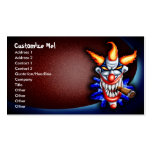 Psycho Clown Business Card
