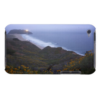 Pt. Sur Lightstation and flowering chapparal, iPod Touch Cover