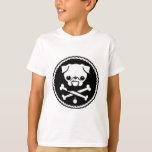 Pug Pirate T Shirt