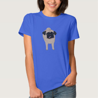 Pug Tee (Front and Butt)
