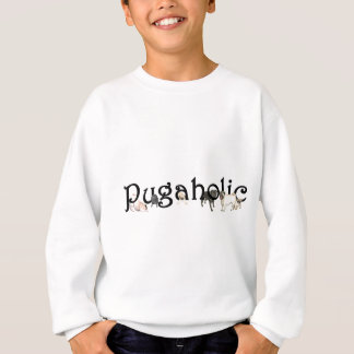 Pugaholic Men's Sweatshirt