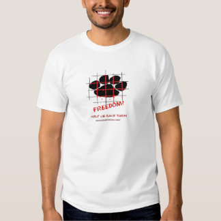 Puppy Mill Awareness Day Tee Shirts