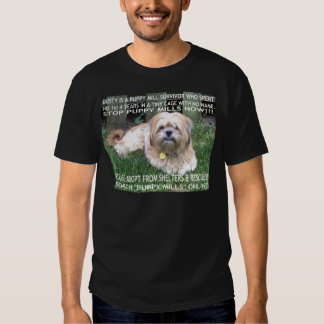 Puppy Mill Survivor - Give Mill Dogs a 2nd Chance! Tee Shirts