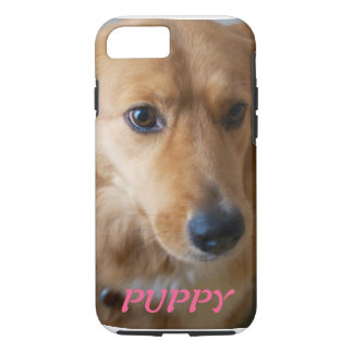 Puppy Pet Photo iPhone 7 case