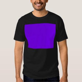 Purple Color Customized Designer Tshirt