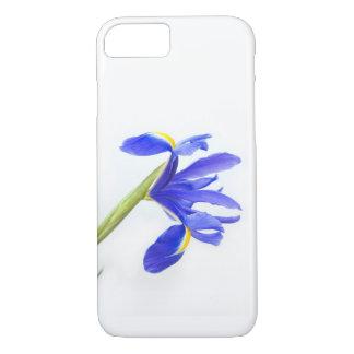 Purple Iris Flower iPhone 7 Case