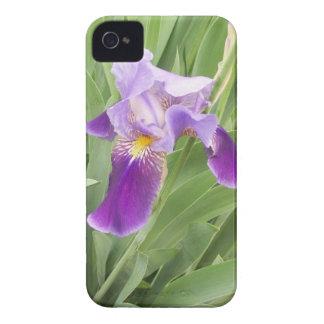 Purple Iris iPhone 4 Case-Mate Cases