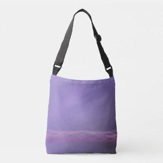 Purple Lights Tote Bag