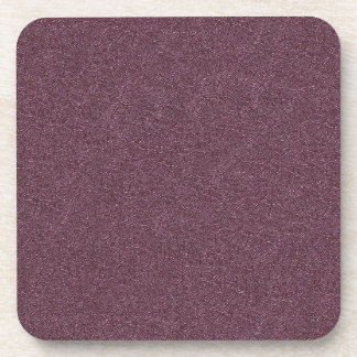 Purple Snake Skin Drink Coaster