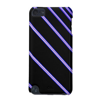 Purple stripe I-pod touch case. iPod Touch 5G Cases