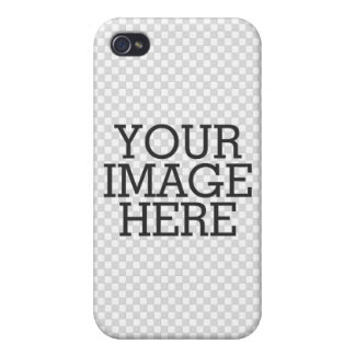 Put Your Own Image Here One Easy Step iPhone 4/4S Cases
