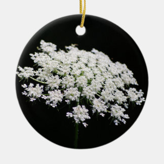 Queen Anne's Lace ornament