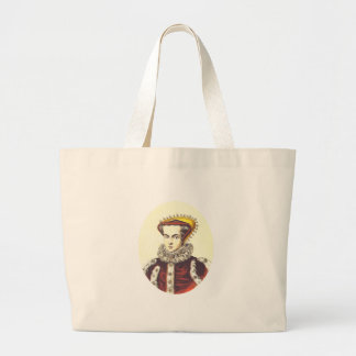 Queen Mary Jumbo Tote Bag