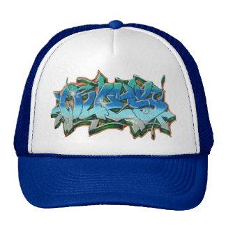 QUES GRAFFITI 2 CAP
