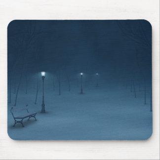 Quiet Night Mouse Pad