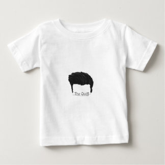 Quiff hairstyle t shirt