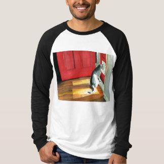 Quigley the Doorcat Mens Shirt