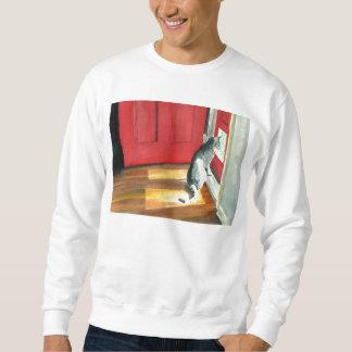 Quigley the Doorcat Sweatshirt