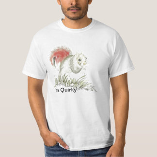 Quirky Squirrel Tee Shirt