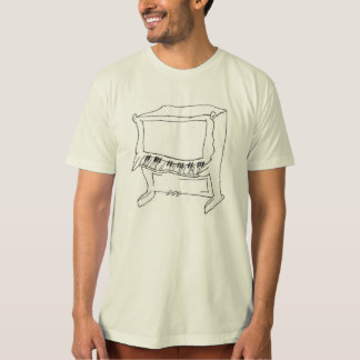 Quirky Upright Piano Shirt