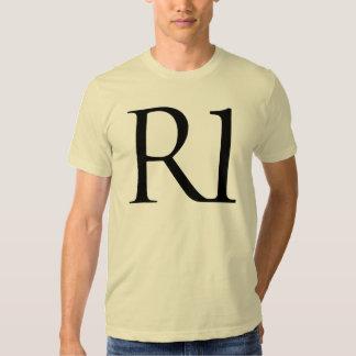 R1 Logo Big T Shirts