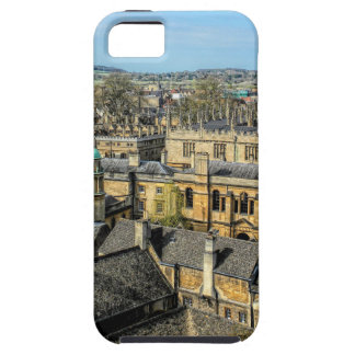 Radcliffe Camera and Bodleian Library Oxford iPhone 5 Covers