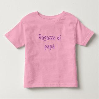 Ragazza di pap - Daddy's Girl Tshirt
