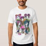 Rainbow Candy Party Fairies Top Tee Shirts