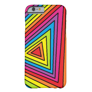 Rainbow Coloured iPhone6 Casing/Cover/Skin Barely There iPhone 6 Case