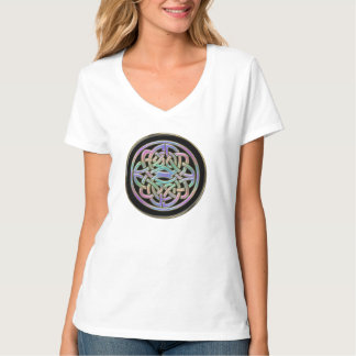 Rainbow Festival Celtic Knot Tshirt