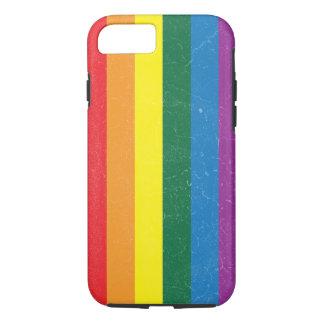 Rainbow Flag - LGBT Movement iPhone 7 Case